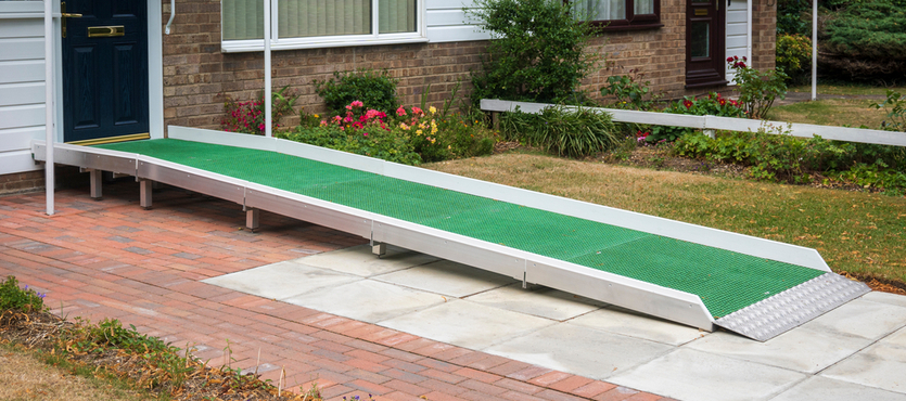 Wheelchair Ramps and Safety